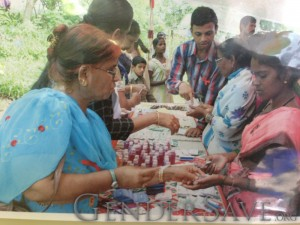 Women receiving prenatal and postnatal vitamins