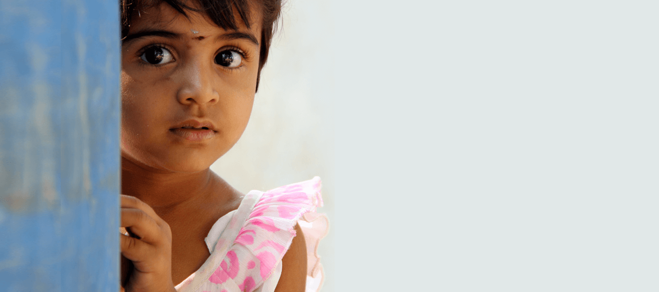 Girls in India ages 1-5 are dying of pneumonia and diarrhea at a rate 5 times higher than boys that age