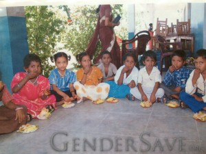 sponsored girls home